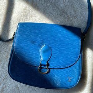 Louis Vuitton Epi St. Cloud GM bleu